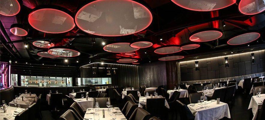 Restaurant Gold Coast Modern Interior Decor