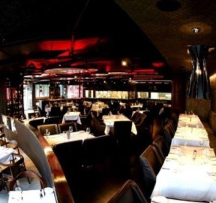 Restaurant Gold Coast Open Plan Layout